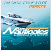 Les Nauticales Boat Show (logo)