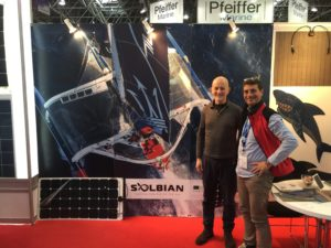 Solbian Solar Panels and Armando Addati
