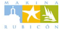 Marina Rubicon (logo)